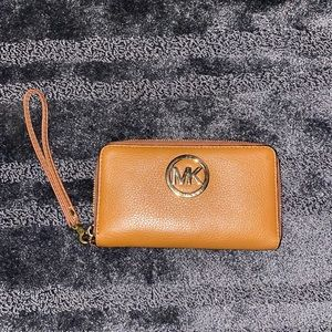 Michael Kors wallet gently used